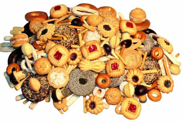 Рецепт вкусных печенек с творогом