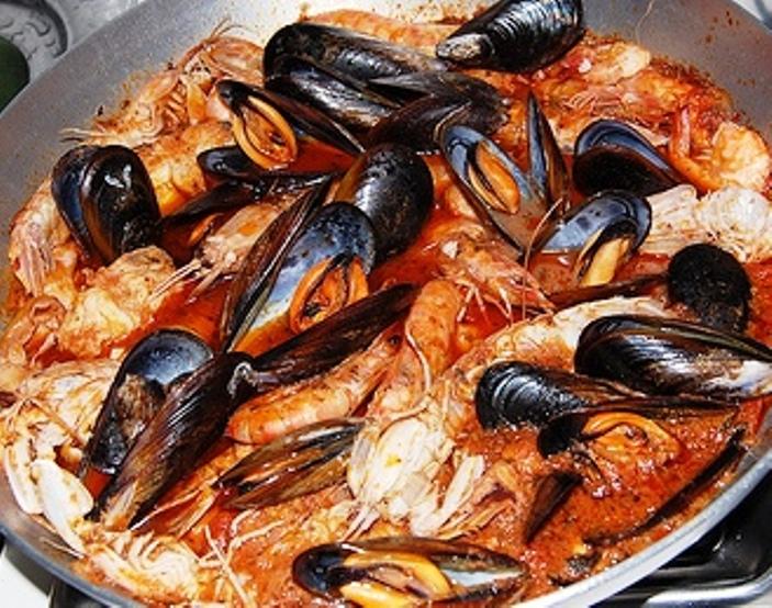 Блюда итальянской кухни с фото