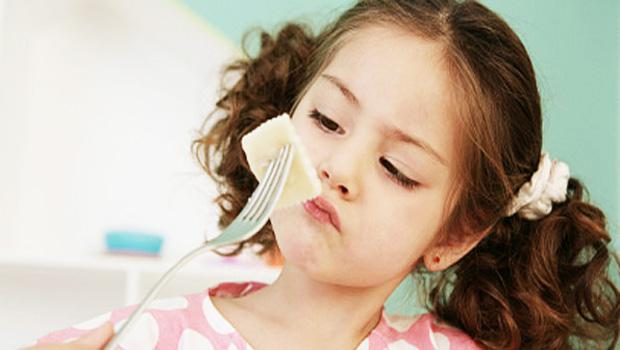 Почему ребенок очень мало ест в 4 года