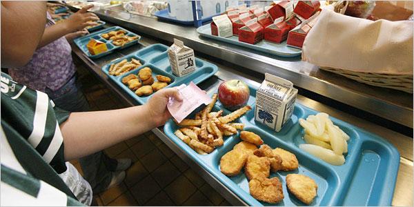 descriptive essay school cafeteria
