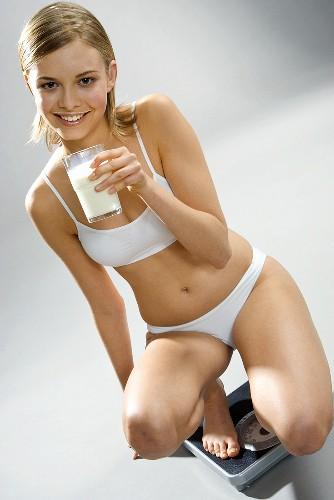 Молочная диета для похудения - отзывы