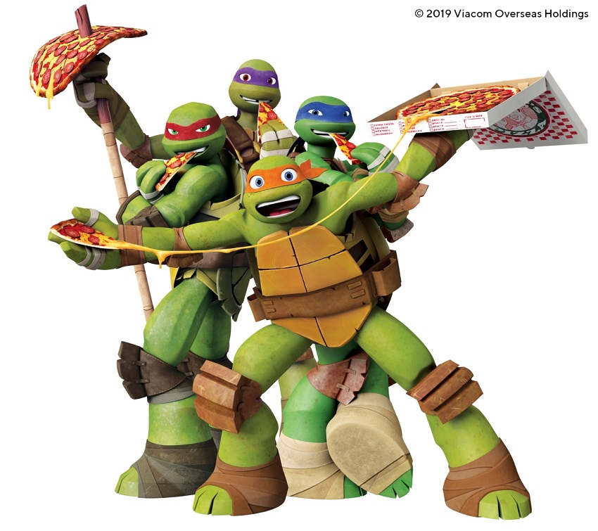Dream Island_TMNT_pizza