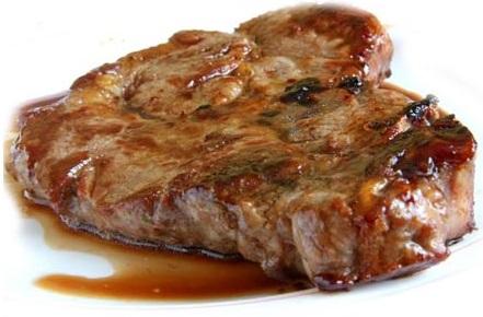 сколько жарить отбивные из свинины на сковороде